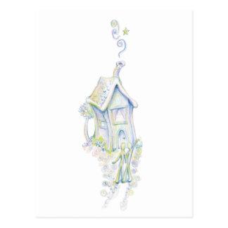 Casa armoniosa postales