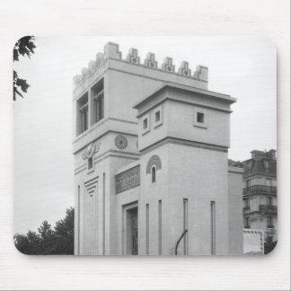 Casa asiria, exposición universal, París Alfombrillas De Ratón