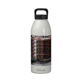 Casa barco ideal botellas de beber