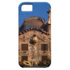 Casa Batilo, Gaudi Architecture, Barcelona, iPhone SE/5/5s Case