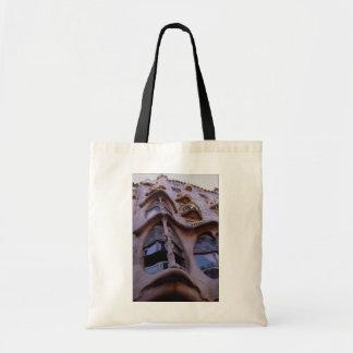 Casa Batllo, Barcelona, Spain Budget Tote Bag