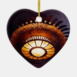 Casa Batllo interiour chandellier Ceramic Ornament