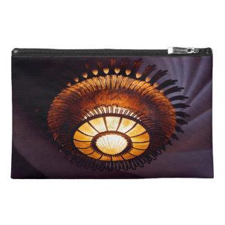 Casa Batllo interiour chandellier Travel Accessory Bag