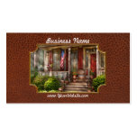 Casa - Belvidere, NJ - un hogar americano clásico Tarjeta De Visita