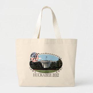Casa Blanca 2012 de Huckabee Bolsa Tela Grande