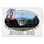 Casa Blanca 2012 de Jindal Tarjeta De Felicitación