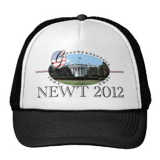 Casa Blanca 2012 del Newt Gorras De Camionero