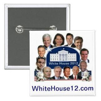 Casa Blanca 2012 Pins