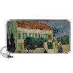 Casa Blanca en la noche - Van Gogh (1890) Sistema Altavoz