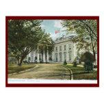 Casa Blanca, vintage 1906 del Washington DC Postales