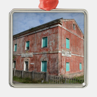 Casa Cantoniera Metal Ornament