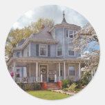 Casa - casa de las abuelitas pegatinas