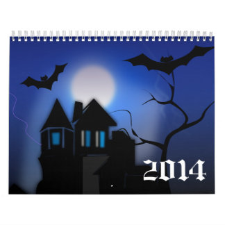 Casa cazada calendario