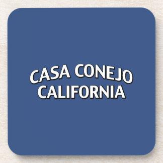 Casa Conejo California Drink Coaster