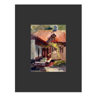 Casa conmemorativa de Pushkin en Kishinev Tarjetas Postales