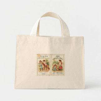 Casa Da India Mini Tote Bag