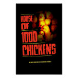 CASA de 1000 POLLOS Poster