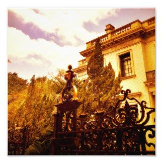 Casa de Armstrong, sabana Fotografía