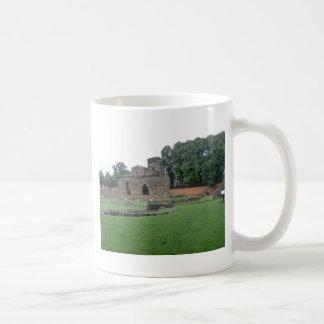 Casa de baños romana en Leicester, Inglaterra Taza De Café