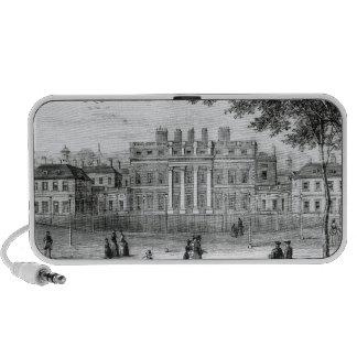 Casa de Buckingham Notebook Altavoz
