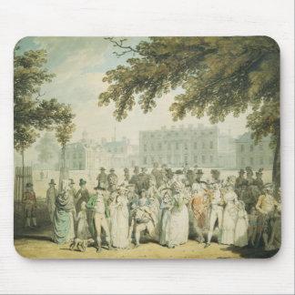 Casa de Buckingham, el parque de San Jaime, 1790 Alfombrilla De Ratón