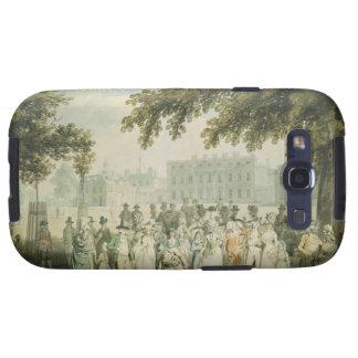 Casa de Buckingham, el parque de San Jaime, 1790 Samsung Galaxy S3 Protectores