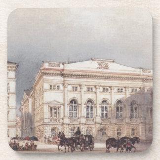 Casa de campo baja austriaca en Viena Posavasos De Bebidas