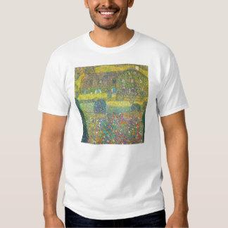 Casa de campo de Gustavo Klimt por el Attersee Playeras