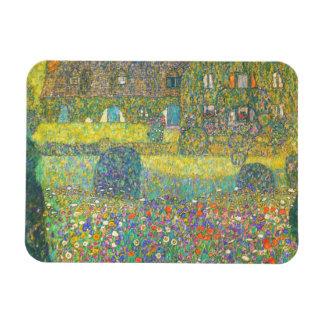Casa de campo de Gustavo Klimt por el imán de Atte