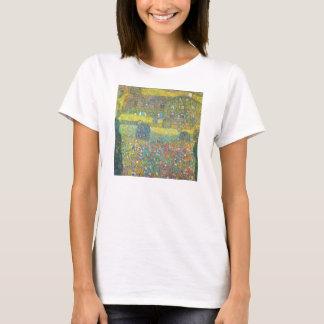 Casa de campo de Gustavo Klimt por la camiseta de