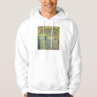 Casa de campo de Gustavo Klimt por la sudadera con
