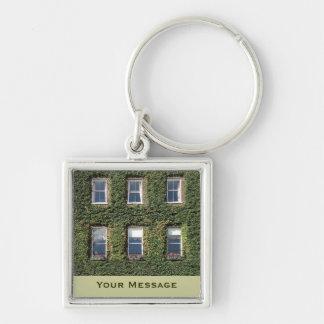 Casa de ciudad de Dublín con la etiqueta del equip Llaveros Personalizados
