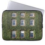 Casa de ciudad de Dublín Windows y manga del orden Funda Ordendadores