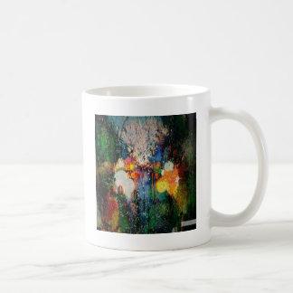 casa de colores taza de café