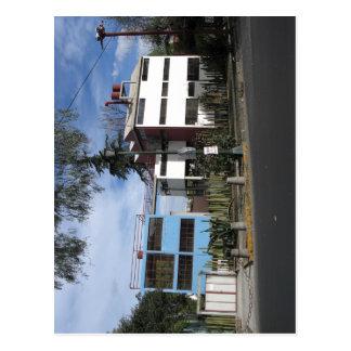 ¿Casa de Diego Rivera y de Frida, San? ngel, Tarjeta Postal