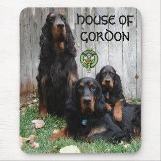 CASA de GORDON, organismo de Gordon Mousepad