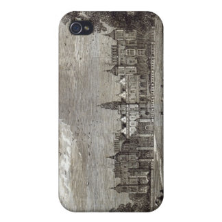 Casa de Hatfield iPhone 4 Carcasas