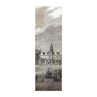 Casa de Hatfield Impresiones De Lienzo