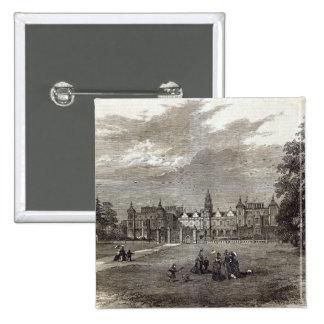 Casa de Hatfield Pin Cuadrada 5 Cm