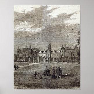 Casa de Hatfield Póster