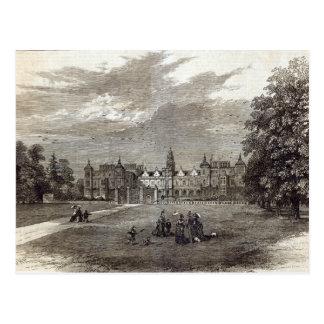 Casa de Hatfield Postales