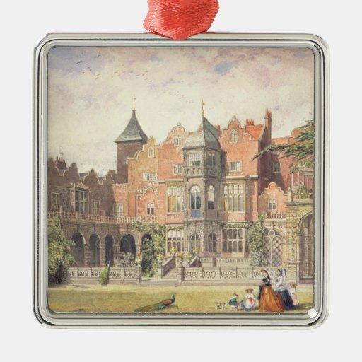 Casa de Holanda, Kensington Adorno De Navidad