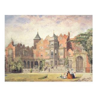 Casa de Holanda, Kensington Postal