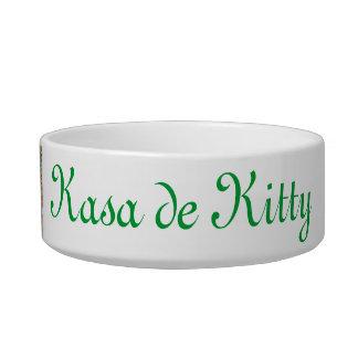 Casa de Kitty Bowl