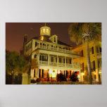 Casa de la batería del SC de Charleston Posters