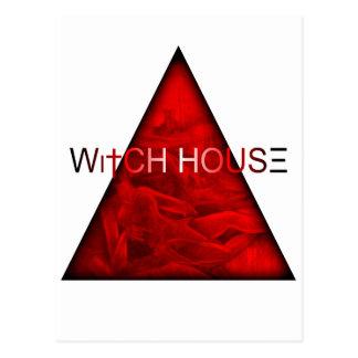 Casa de la bruja postal