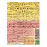 Casa de la col rizada, a partir la 1000 a 1813 tarjeta postal
