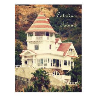 Casa de la colina del acebo tarjeta postal