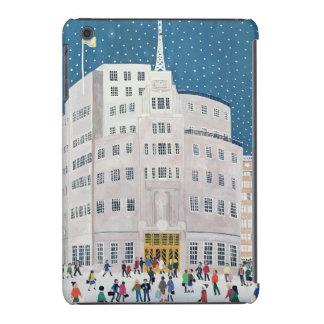 Casa de la difusión de la BBC Fundas De iPad Mini