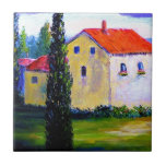 Casa de la granja de Toscana Teja Cerámica